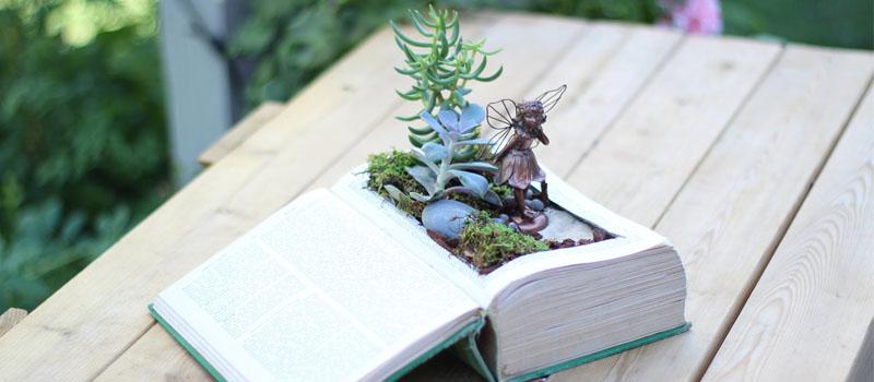 Vegyszermentes kertészeti könyvek